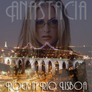 Anastacia - Rock In Rio Front Cover