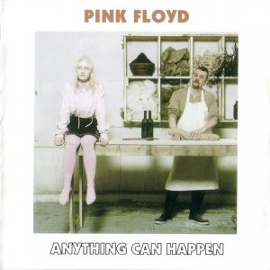 Front Cover Pink Floyd - Anything Can Happen