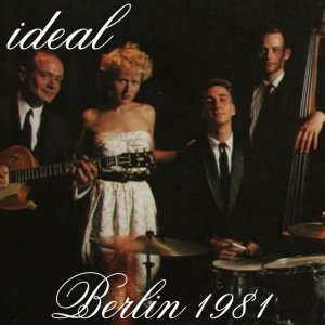 Front Cover Ideal - Berlin 1982