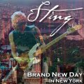 Front Cover Sting - Brand New Day In New York