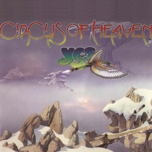 Front Cover Yes - Circus of Heaven