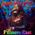 Front Cover Janis Joplin - Fillmore East