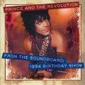 Front Cover From The Soundboard: 1984 Birthday Show