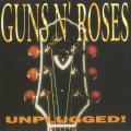 Front Cover Guns N' Roses - Unplugged