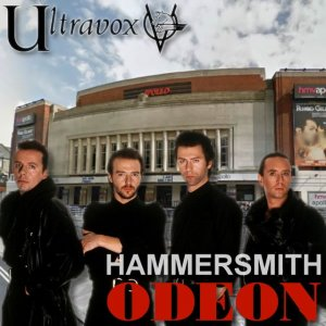 Front Cover Ultravox - Hammersmith Odeon 84