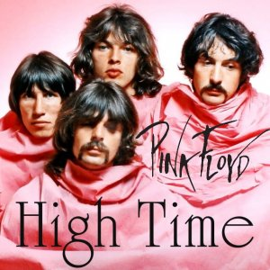 Front Cover Pink Floyd - High Time