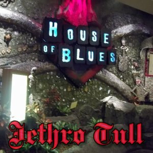 Front Cover Jethro Tull - Live at House Of Blues, Las Vegas