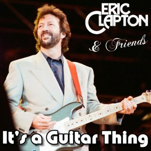 Front Cover Eric Clapton with Mark Knopfler - It's a Guitar Thing