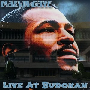 Front Cover Marvin Gaye - Live At Budokan