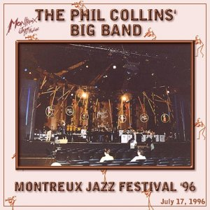 Front Cover Phil Collins -  Montreux Jazz Festival 1996