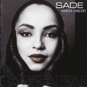 Front Cover Sade - Munich Concert