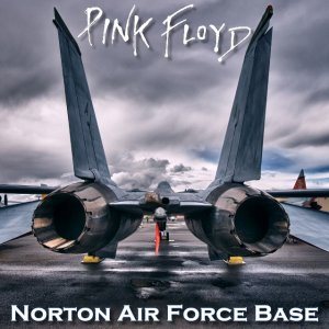 Front Cover - Pink Floyd - Norton Air Force Base