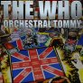Front Cover The Who - Orchestral Tommy