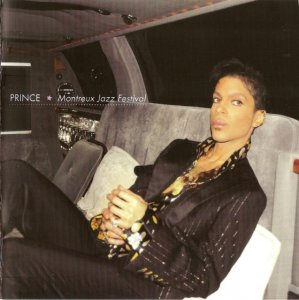 Front Cover Prince - Jazz Festival Montreux