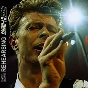 Front Cover David Bowie - Rehearsing Sound + Vision