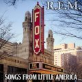 Front Cover REM - Songs From Little America