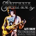 Front Cover Santana - Sunrise Music Theatre Late Show