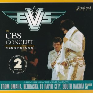 Front Cover Elvis Presley - The CBS Recordings