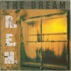Front Cover REM - The Dream - Live at Pinkpop Festival