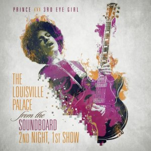 Front Cover Prince - The Louisville Palace