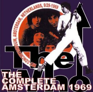 The Who - Amsterdam69 FrontCover