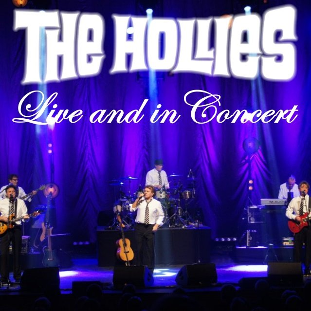 SoundBoard - The Hollies - Live And In Concert
