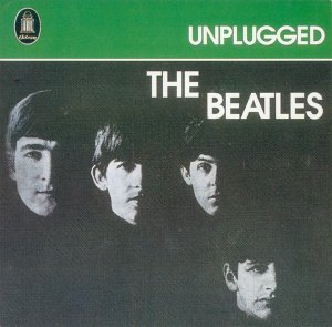 The Beatles (Unplugged) front out
